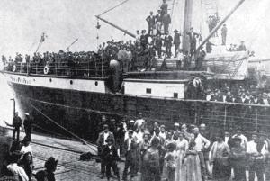 Chegada de Imigrantes ao Brasil